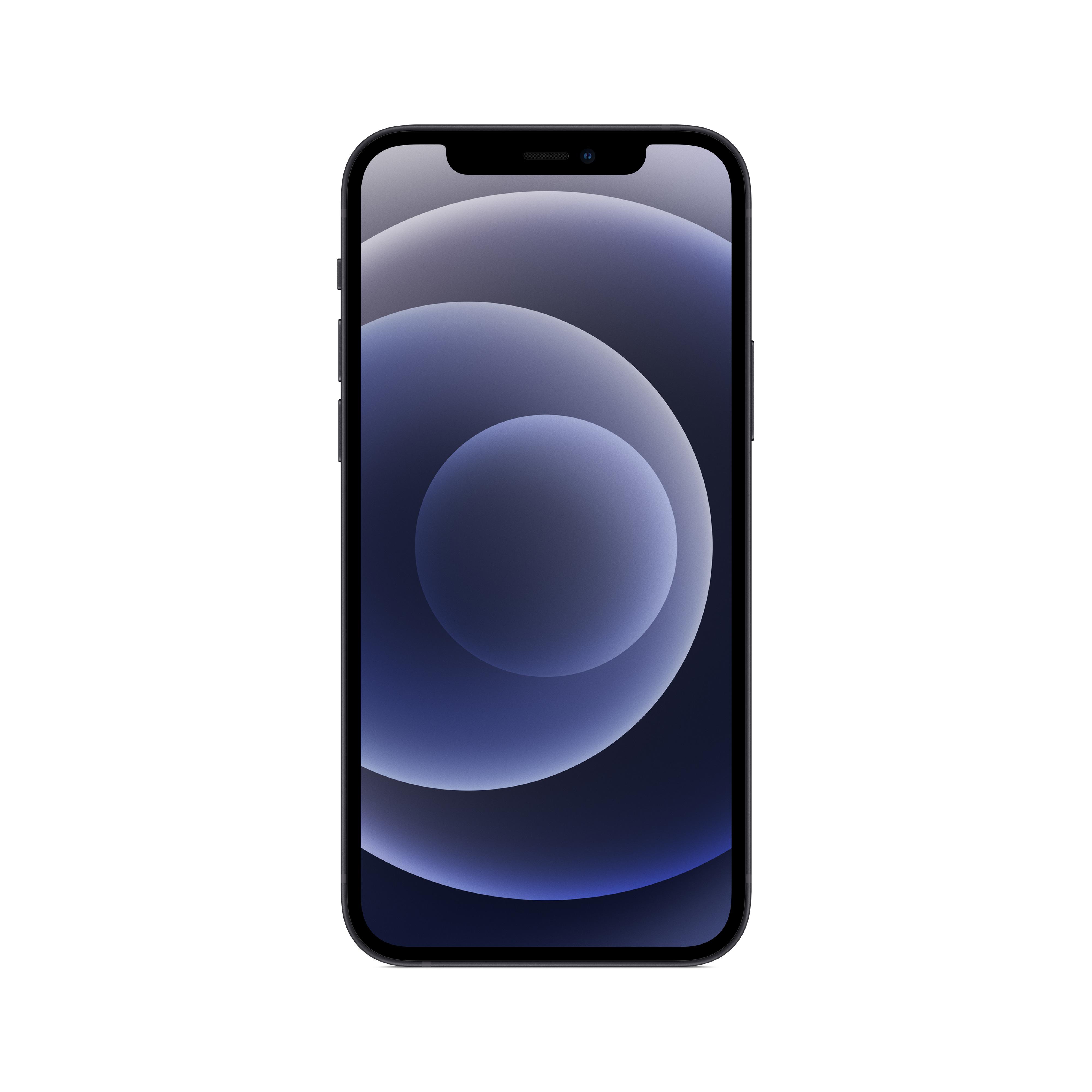 Apple - Iphone 12 256gb Black