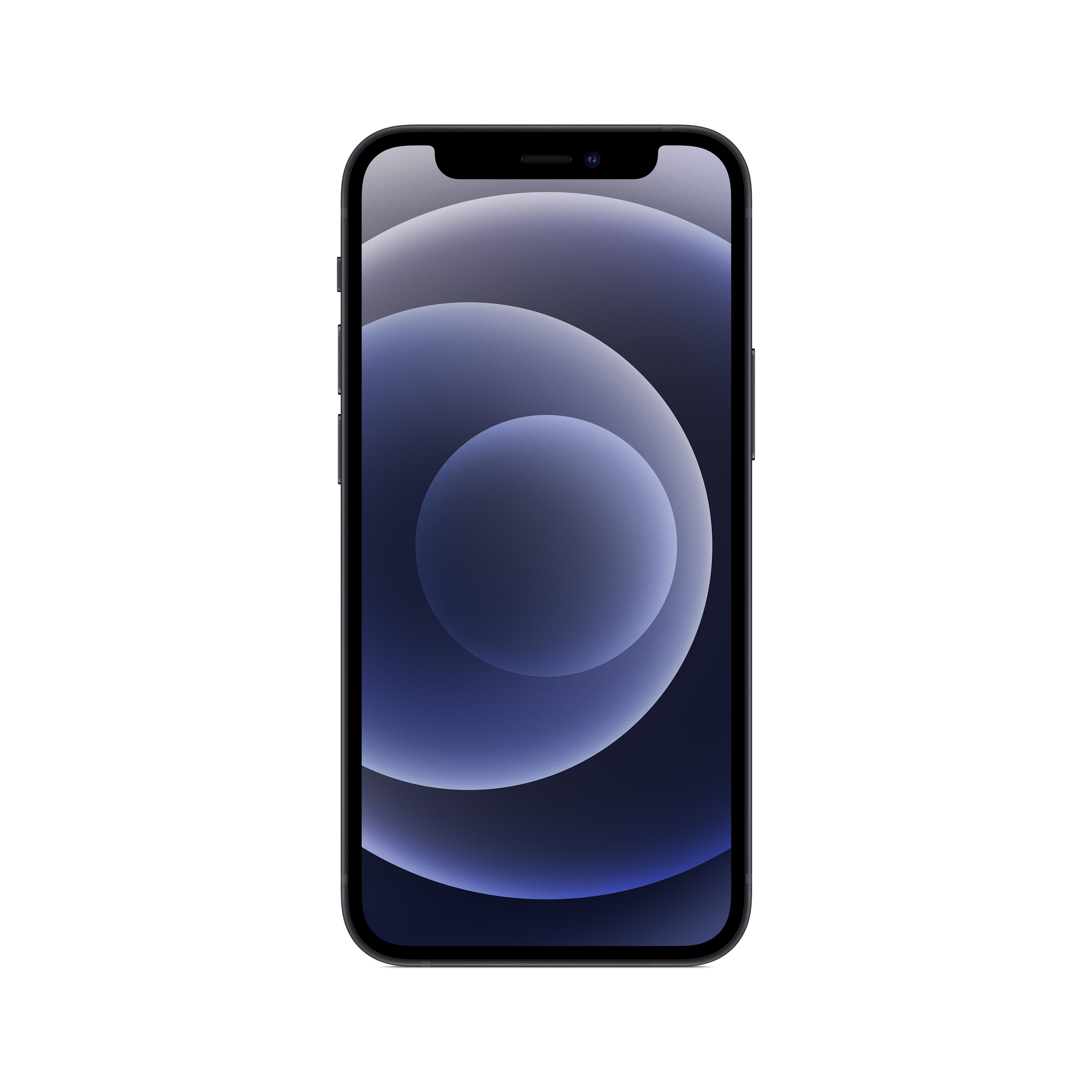 Apple - iPhone 12 Mini 64gb Black