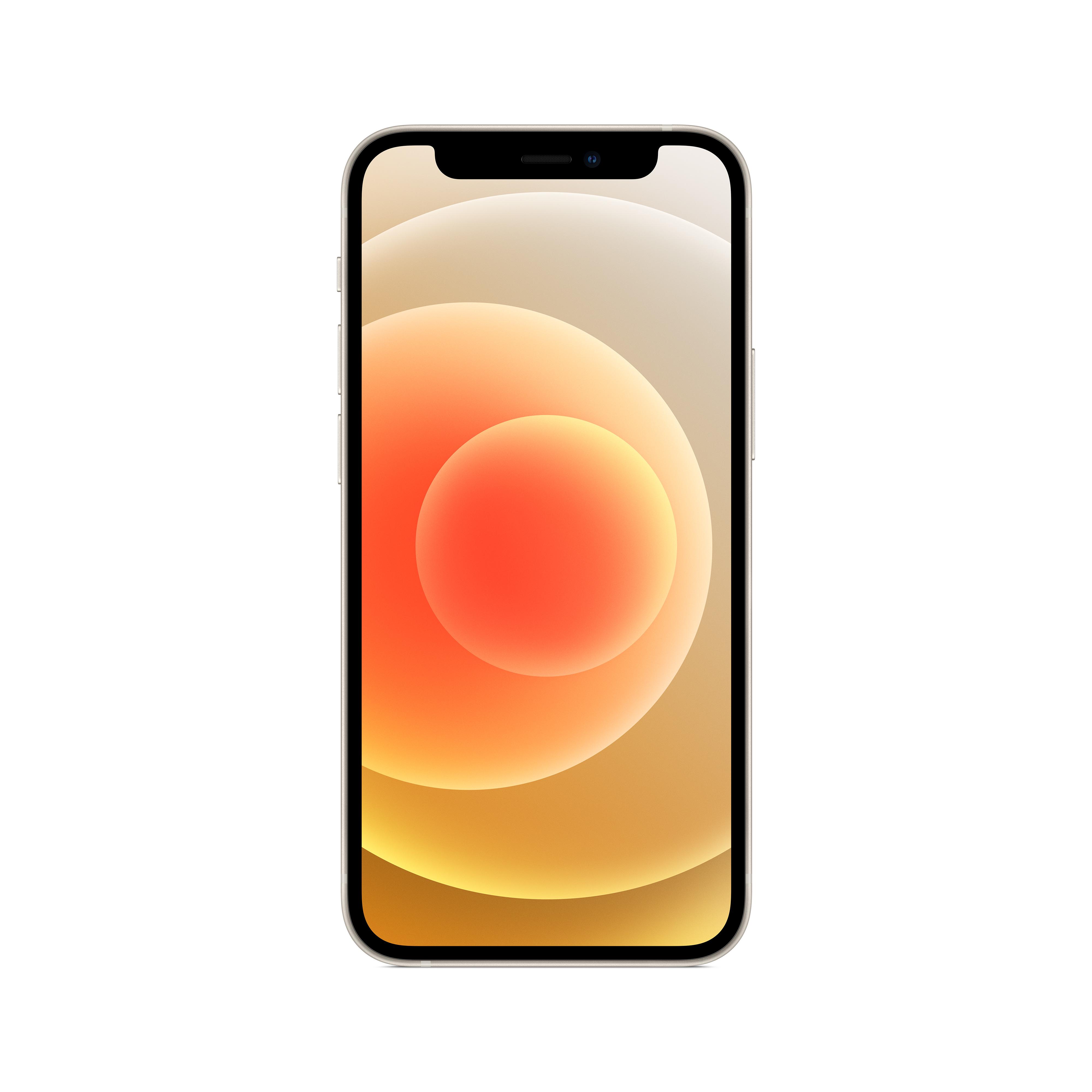 Apple - iPhone 12 Mini 64gb White