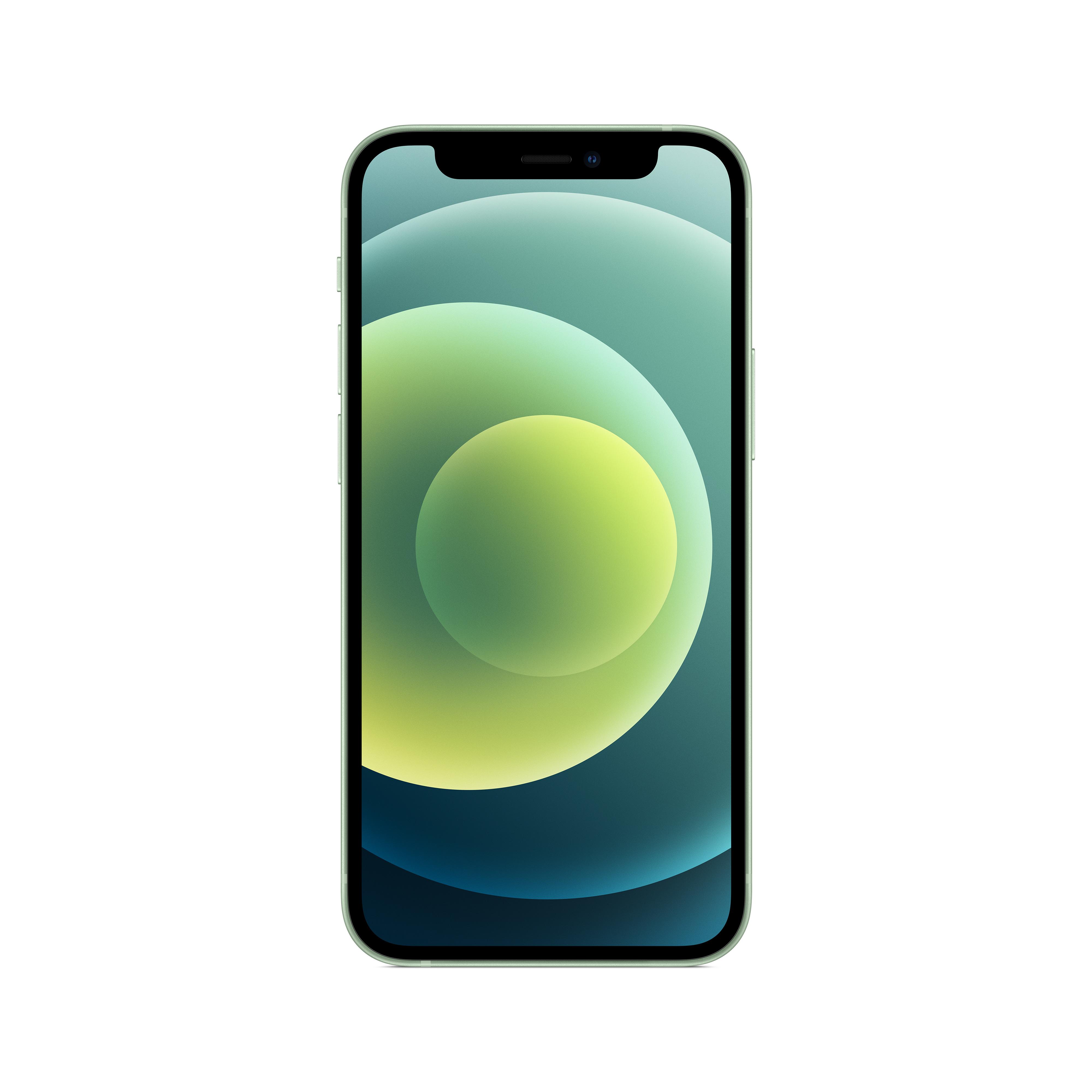 Apple - iPhone 12 Mini 64gb Green