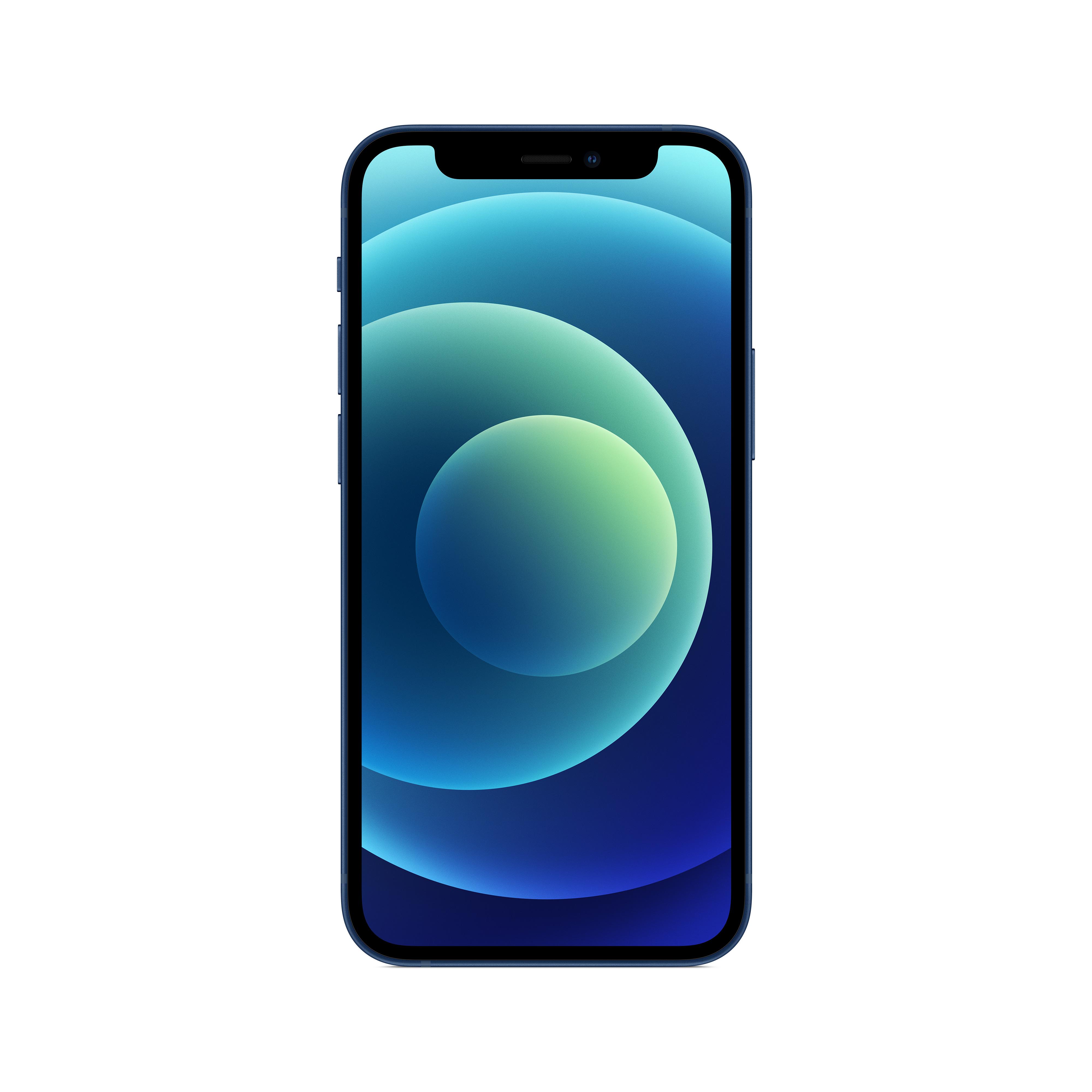 Apple - iPhone 12 Mini 128gb Blue