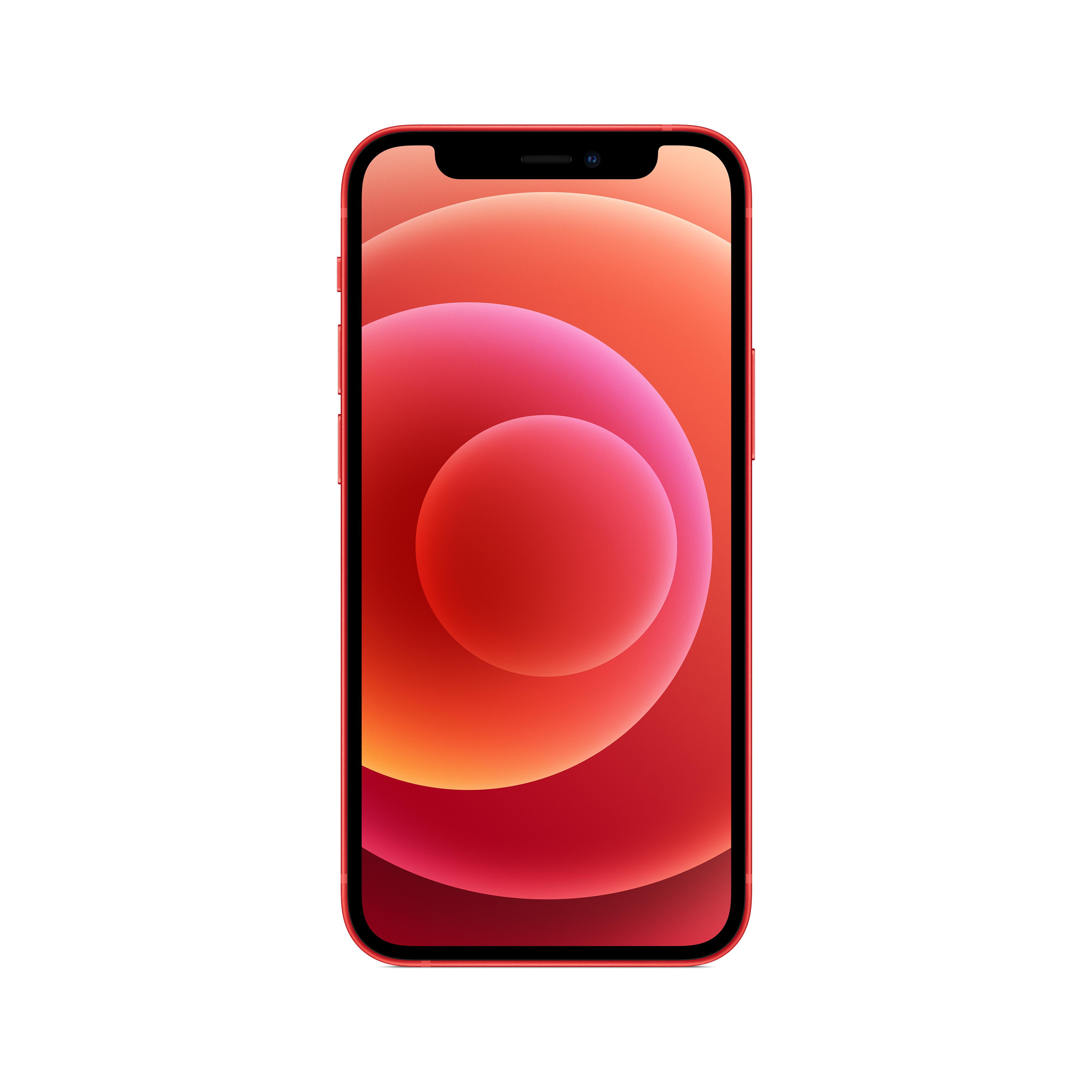 Apple - iPhone 12 Mini 256gb (product)red