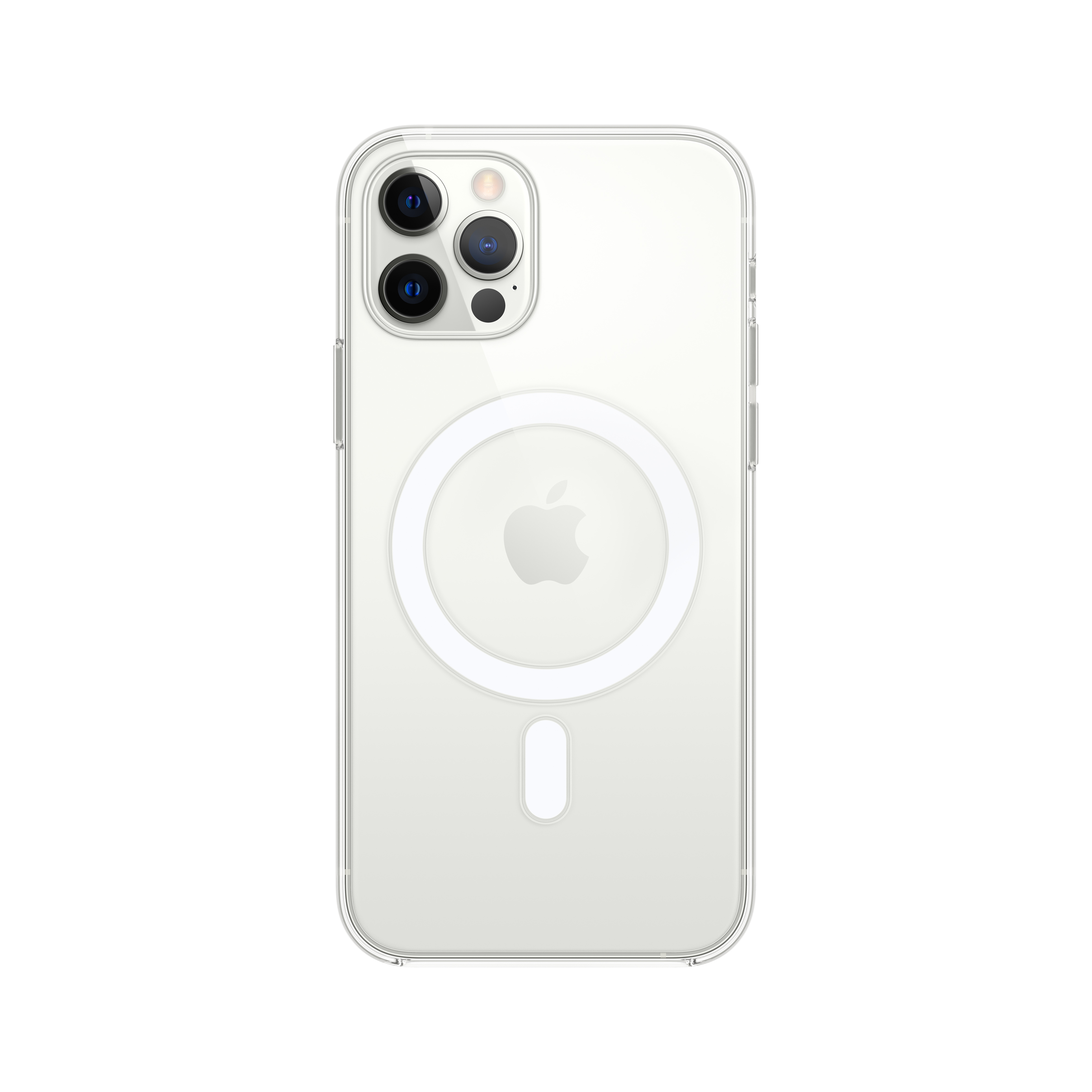 Apple - iPhone 12 | 12 Pro Clear Case with MagSafe Mhlm3zm/a