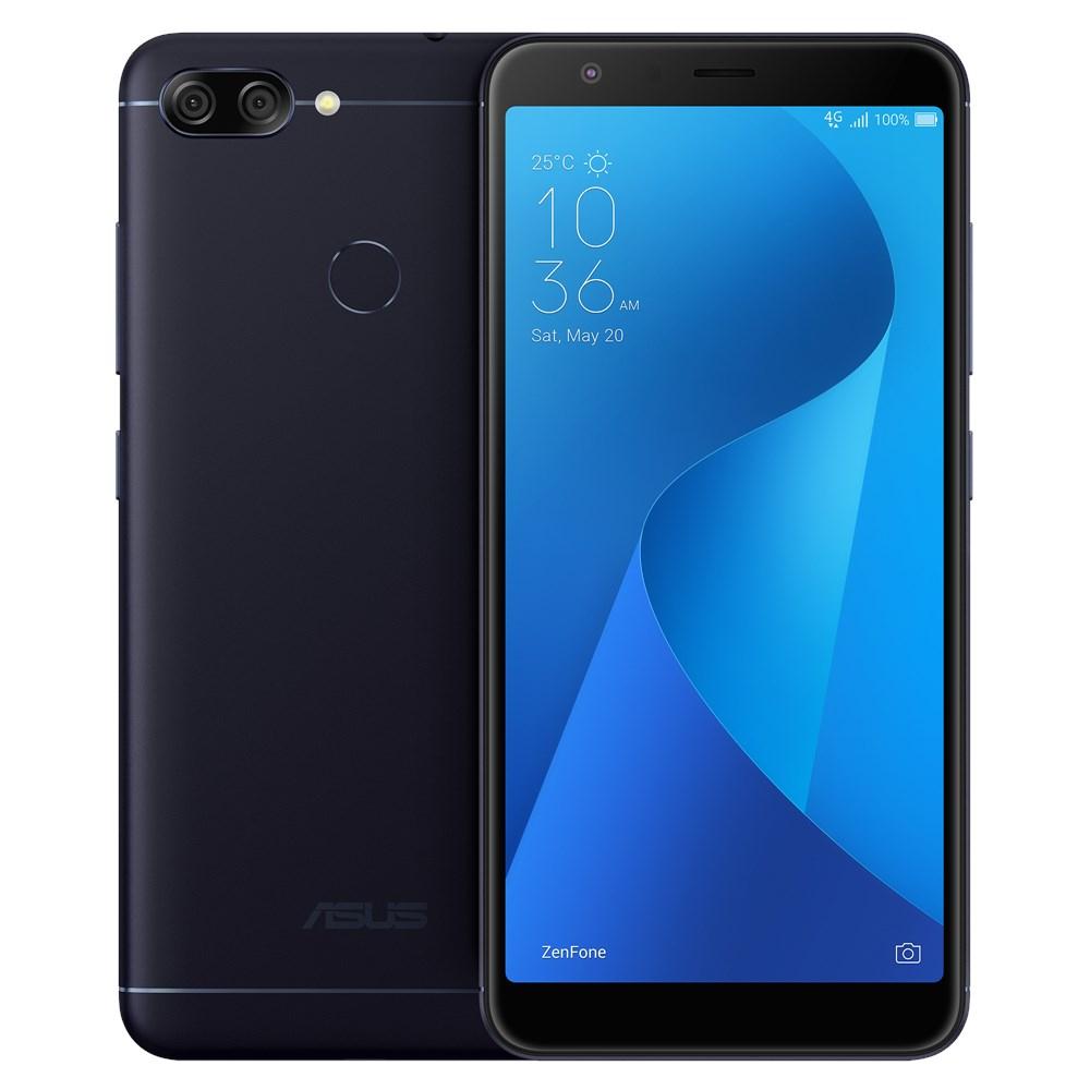 Asus - Zenfone Max Plus 32gb Nero