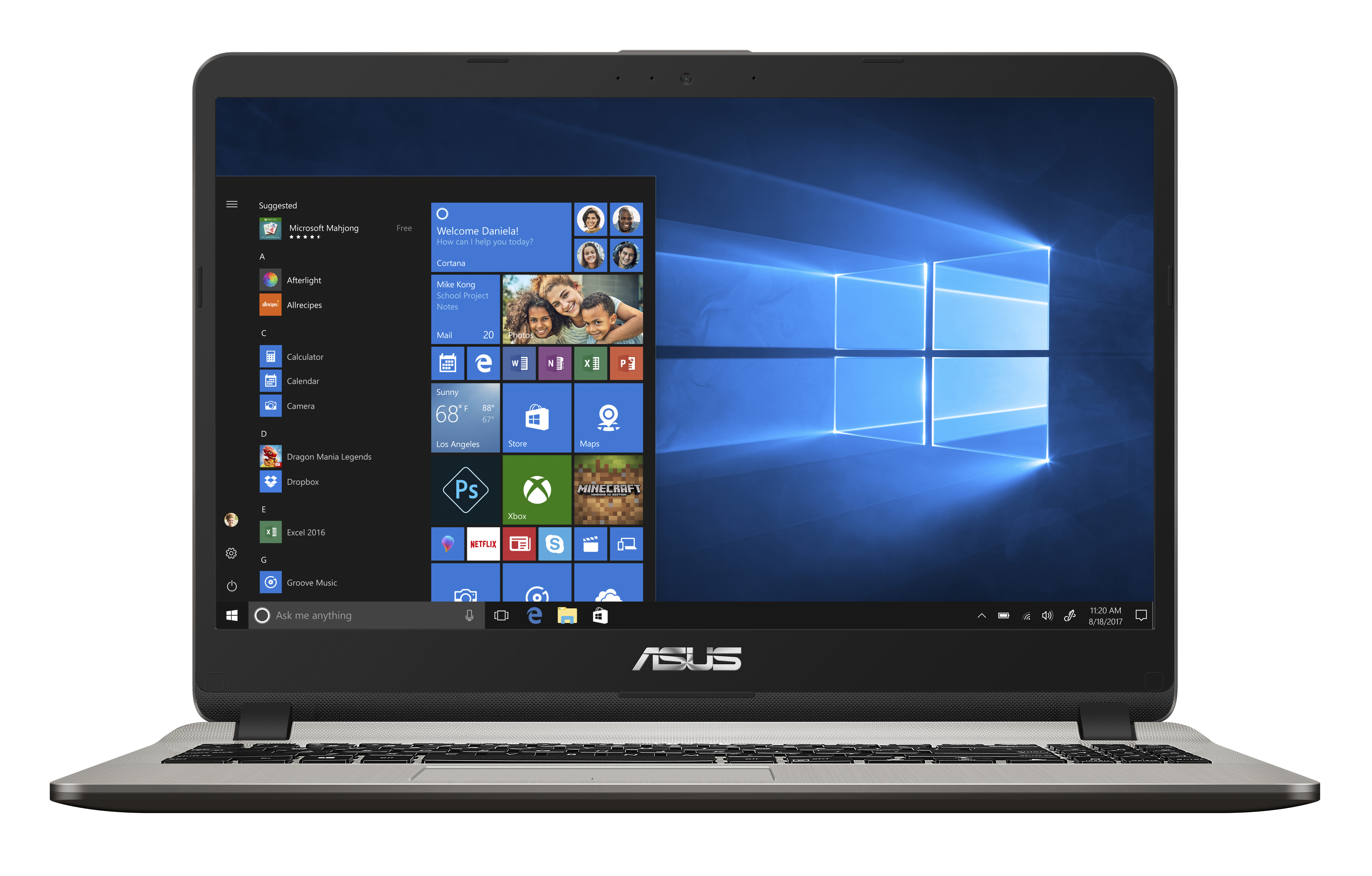 Asus - F507ma-br009t