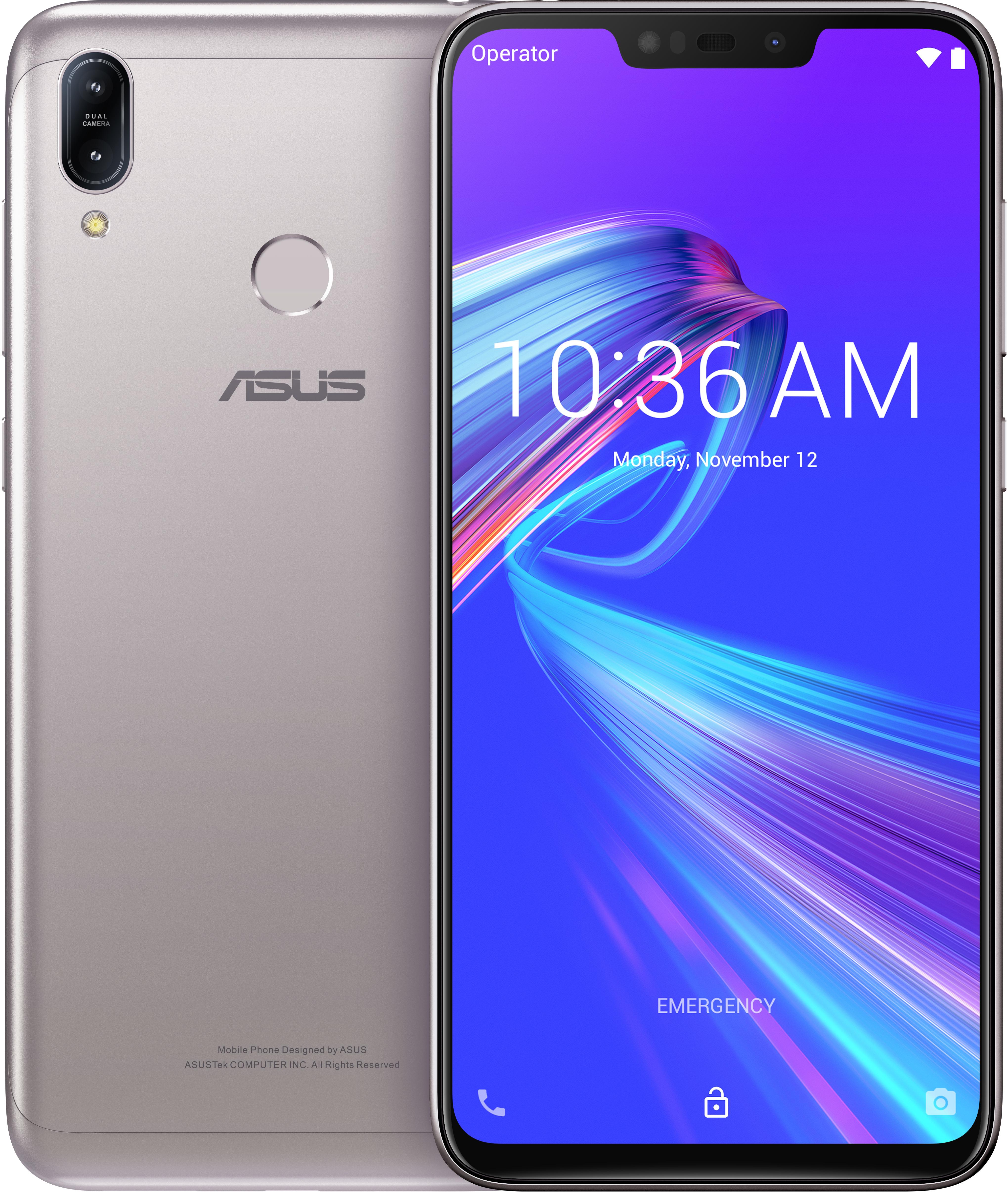 "Asus 6.3"" HD+ (1520 x 720) IPS, - Zb633kl-4j072eu"