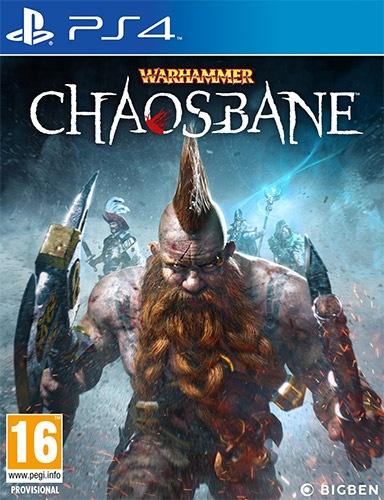 Big Ben Interactive Warhammer Chaosbane Warhammer Chaosbane - Ps4chaosbaneit