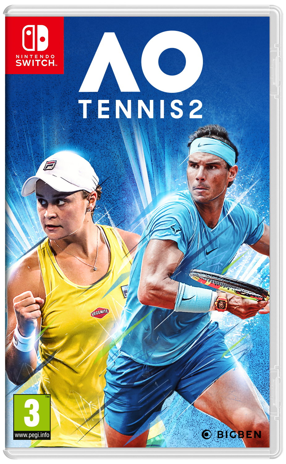 Big Ben Interactive Bigben Interactive AO Tennis 2 - Switchaotennis2it