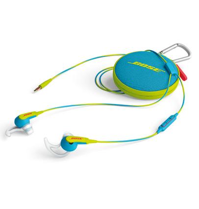 Bose® - Soundsport Ie Hdphn Mfi Neon Blu Ww