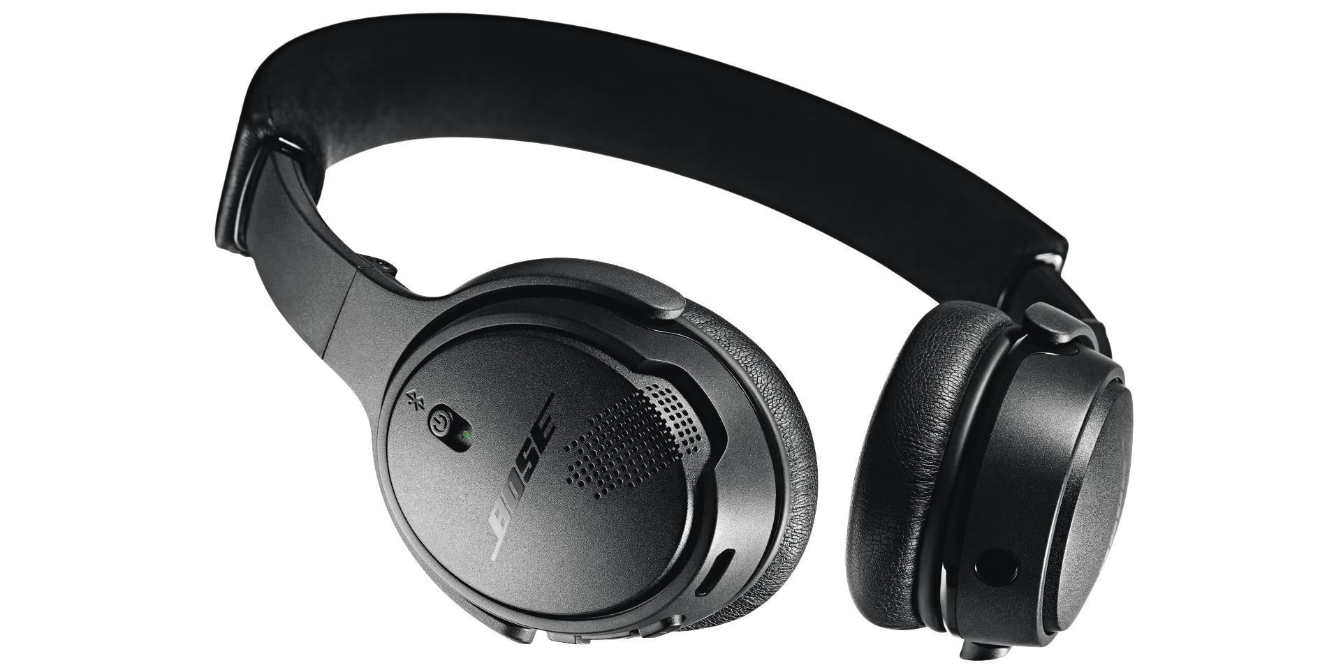 Bose® - On-ear Wireless Headphone Blk/blk