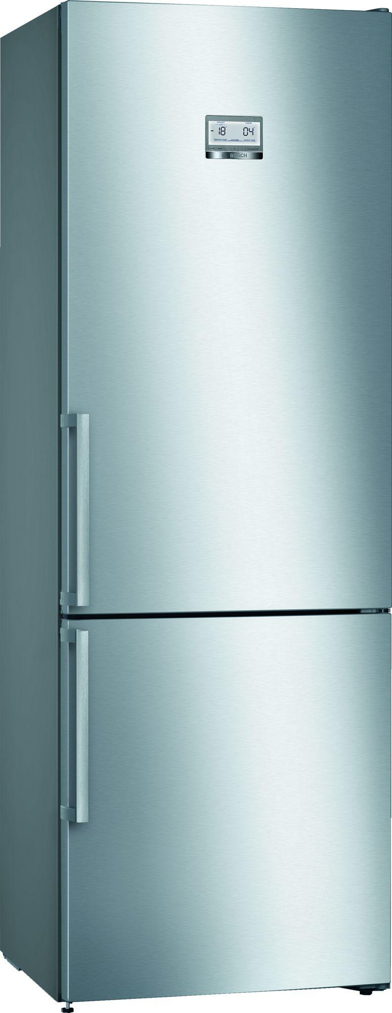 Bosch Capacità netta totale: 435 L - Kgn49aidp