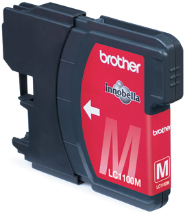 Brother - cartuccia Lc 1100 M Bp