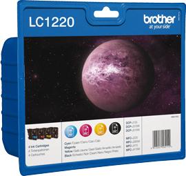 Brother -cartuccia Lc 1220 Valbp