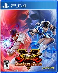 Capcom Digital Bros Street Fighter V: Champion Edition - Sp4s27