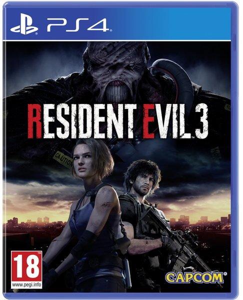 PS4 RESIDENT EVIL 3 Resident Evil 3