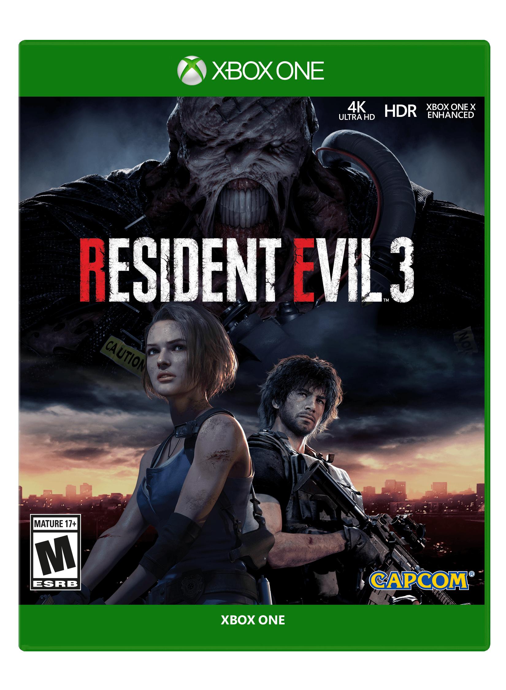 Capcom - Sx3e23 Resident Evil 3, Xbox One