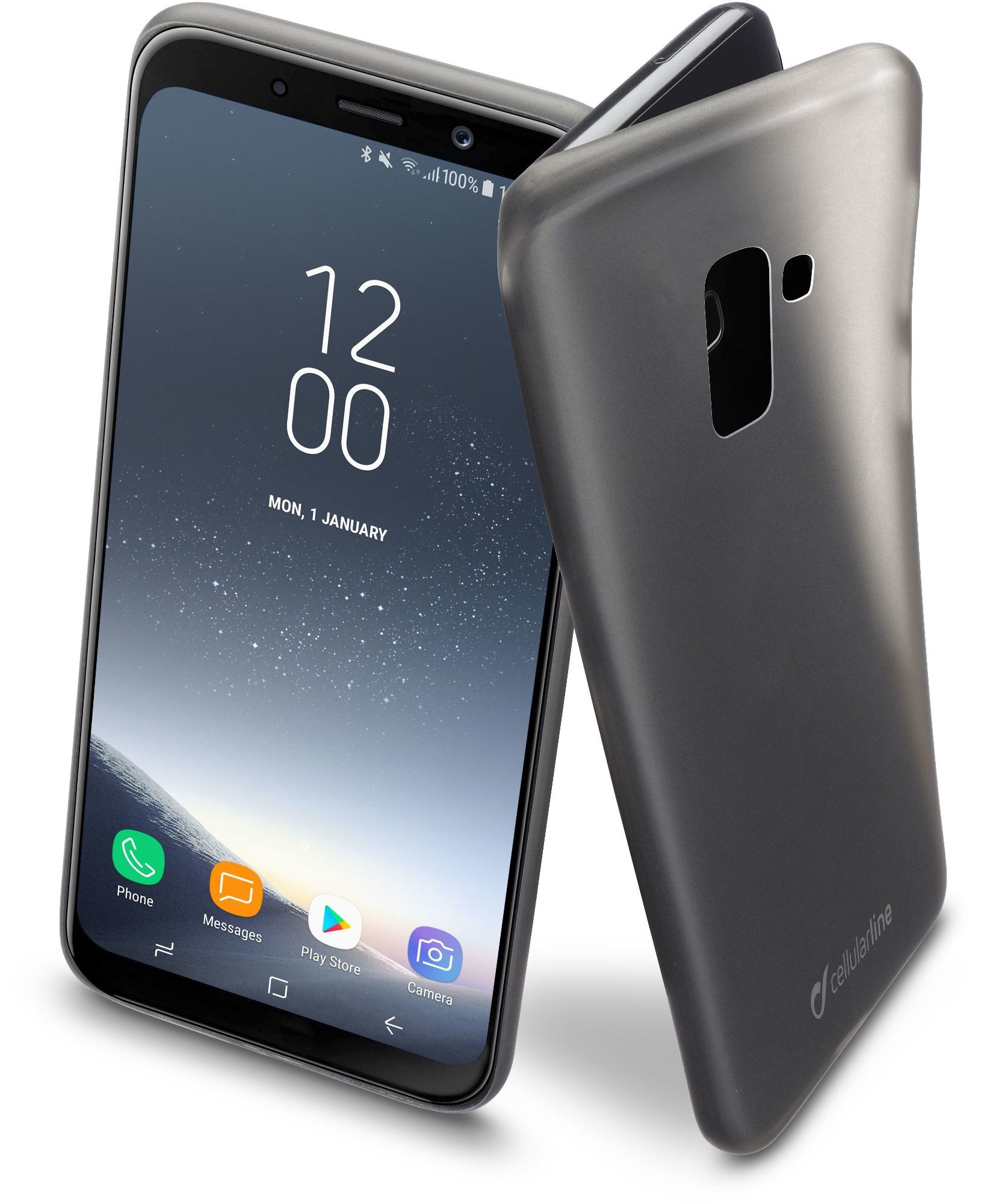 Cellular Line Cover Galaxy A8 (2018) - Inkgala818k