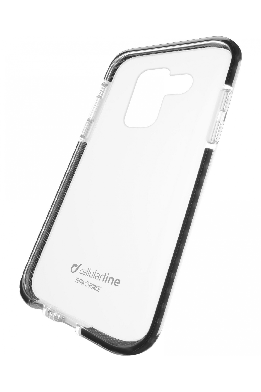 Cellular Line Cover smartphone - Tetracgala618t Trasparente