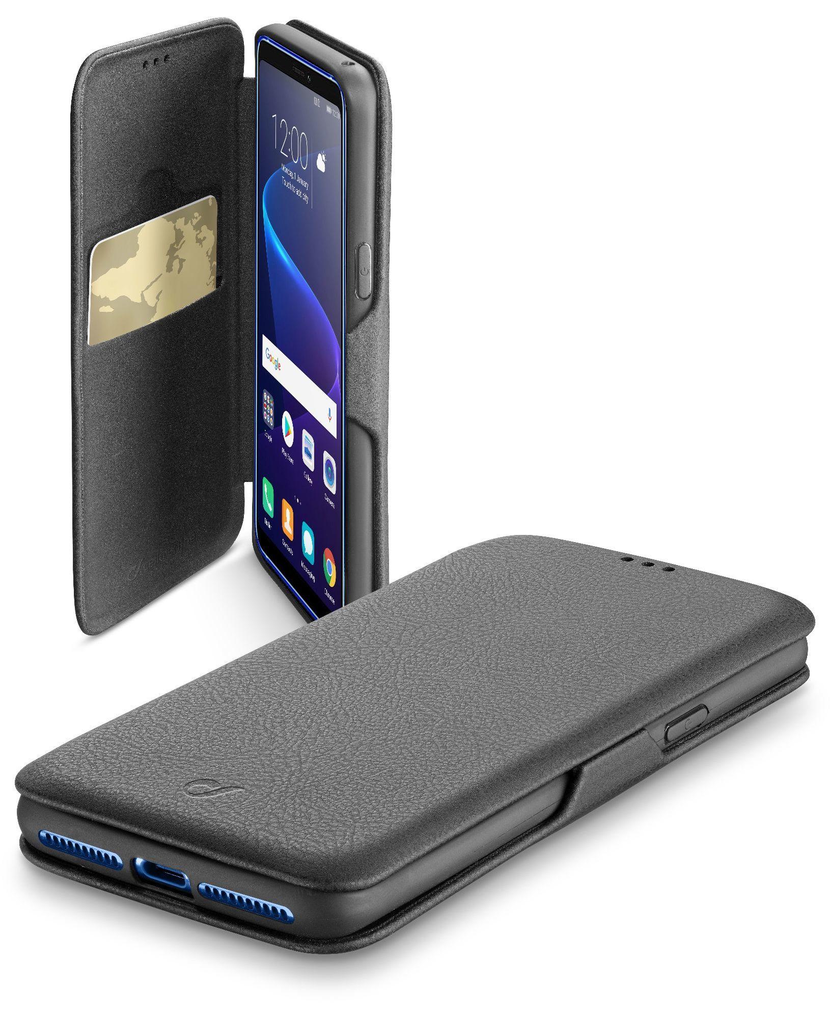 Cellular Line Custodia a libro con chiusura di sicurezza magnetica Honor Note 10 - Bookcluhonnote10k