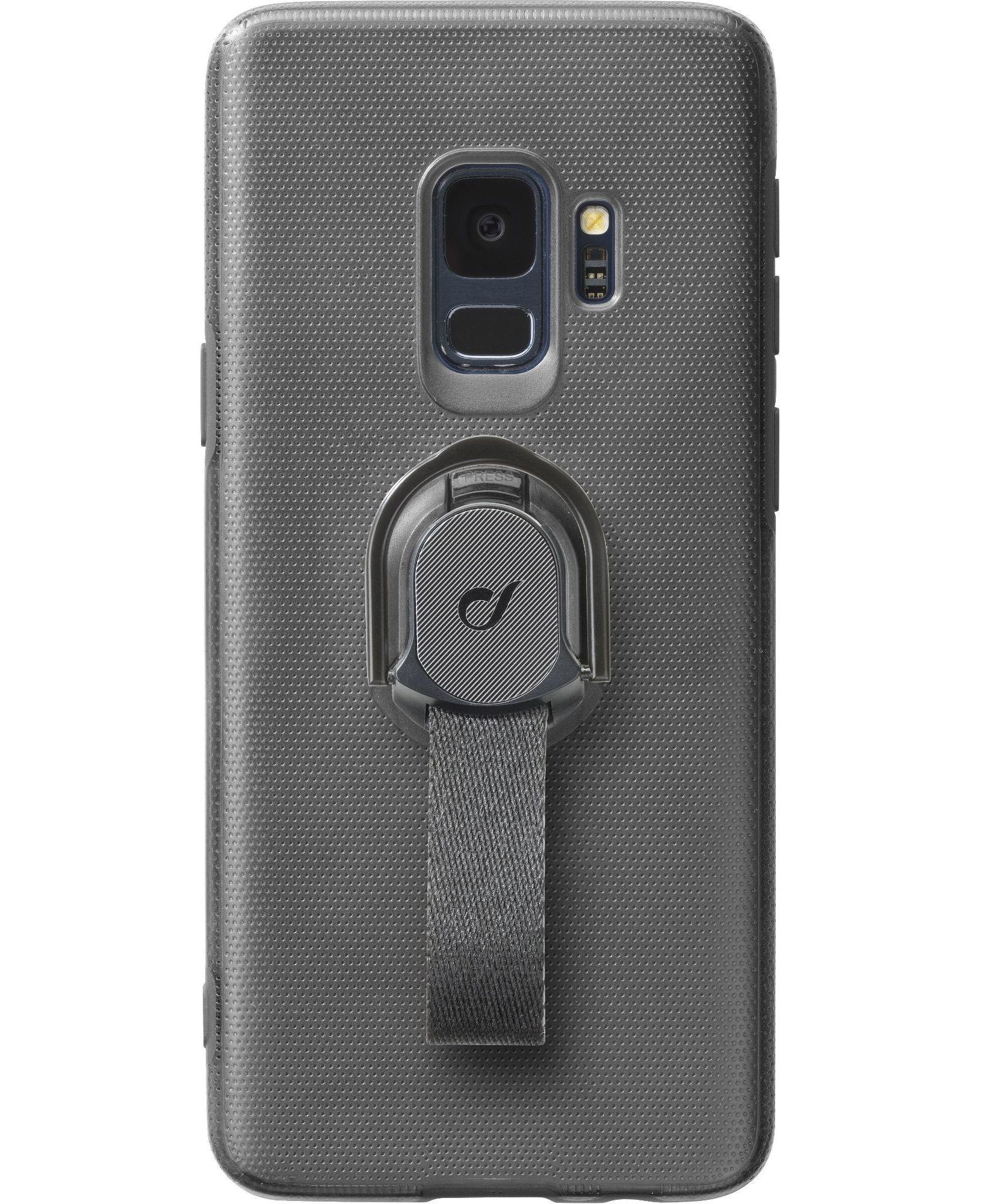 Cellular Line Custodia con asola di sicurezza removibile Galaxy S9 - Steadycgals9k