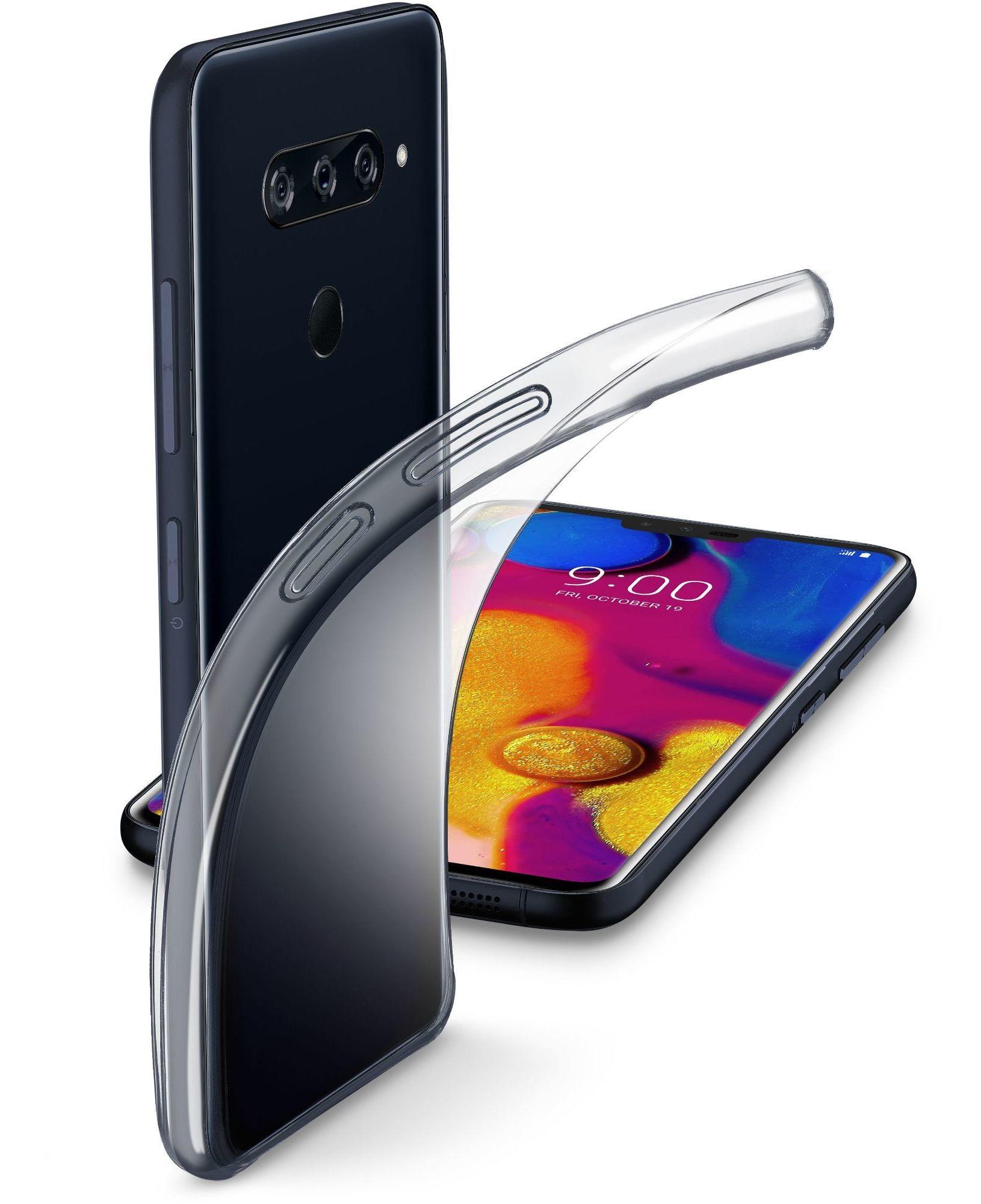 Cellular Line  - Fineclgv40t custodia Fine LG V40 ThinQ