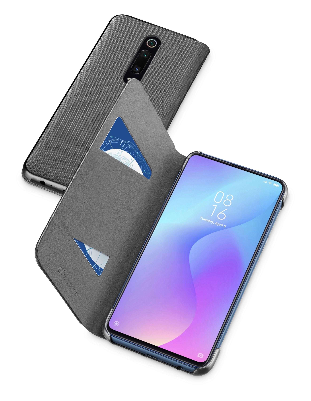 Cellular Line Custodia smartphone - Book2xiaomi9tk Nero