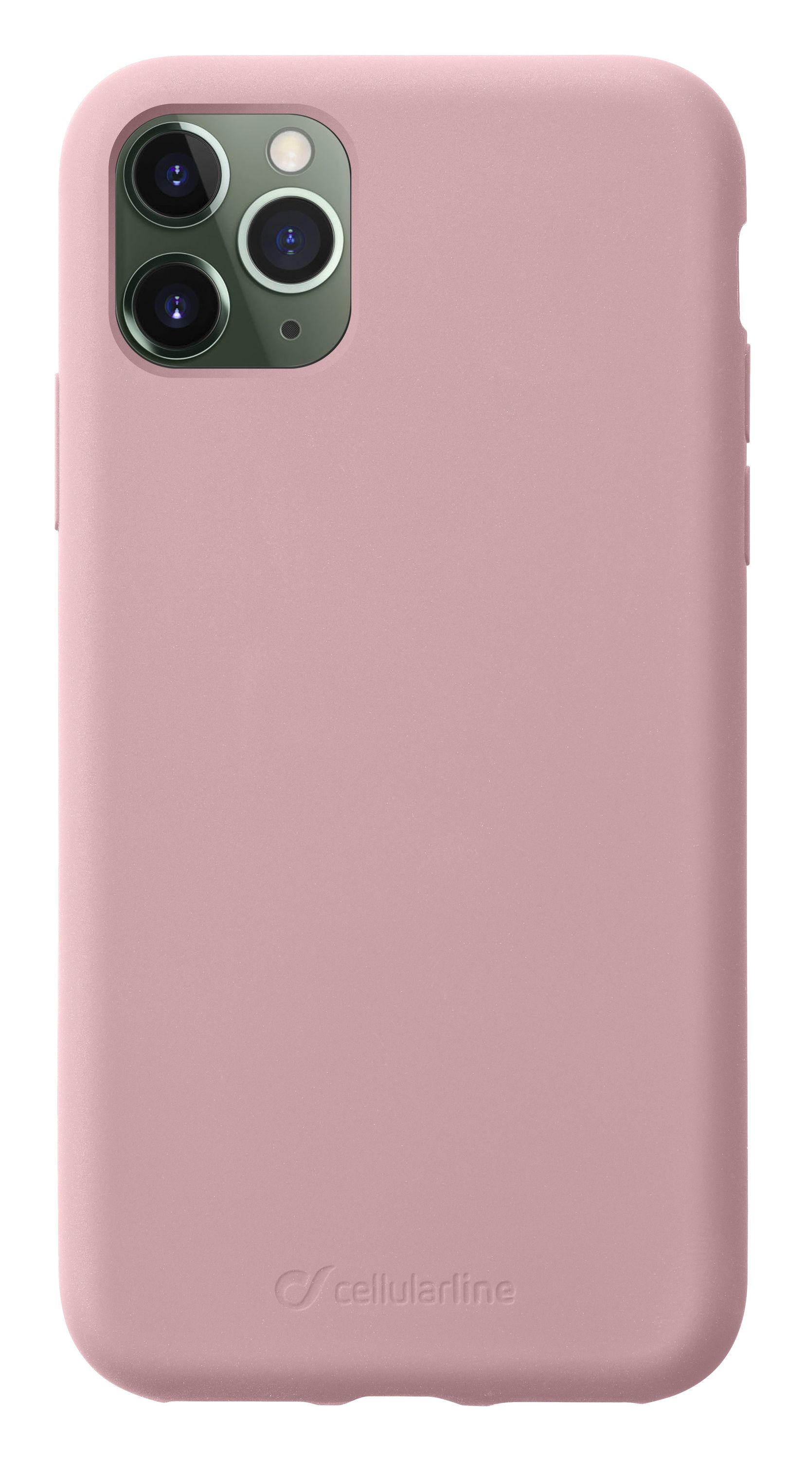 Cellular Line Custodia in silicone soft touch iPhone 11 Pro Max - Sensationiphximaxp