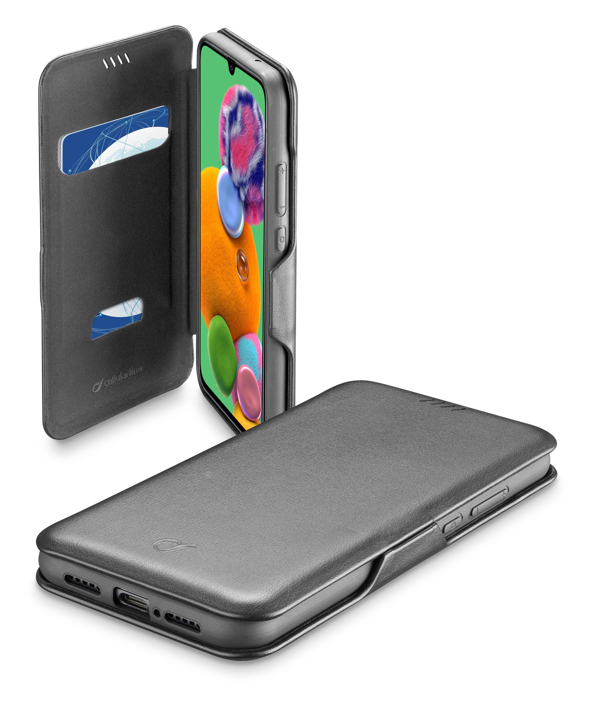 Cellular Line  - Bookclu2gala905gk custodia Book Clutch Galaxy A90