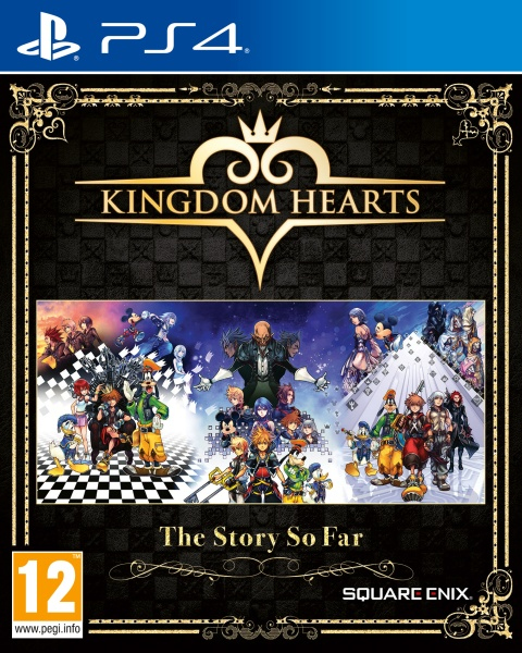 Kochmedia 2 Kingdom Hearts The Story So Far PS4 Kingdom Hearts The Story So Far - 1033100