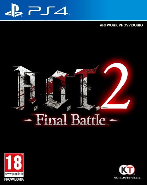 Kochmedia 2 A.O.T. 2: Final Battle - A.O.T. Final Battle 2 -  5060327535369