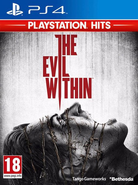 Kochmedia 2 The Evil WIthin The Evil Within PlayStation Hits - 5055856425458