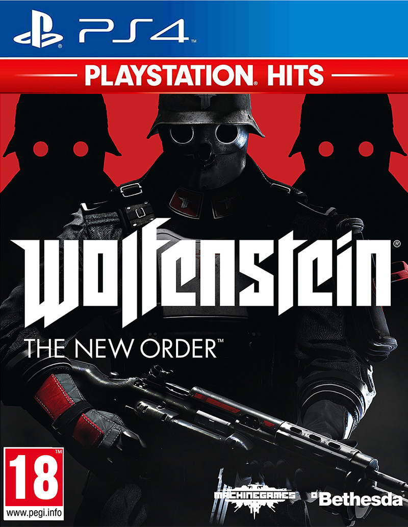 Kochmedia 2 Wolfenstein The New Order Wolfenstein: The New Order - PlayStation Hits - 1036294