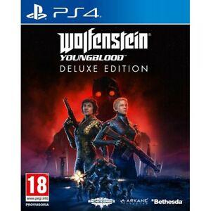 Kochmedia 2 Wolfenstein The Young Blood Koch Media Wolfenstein: Youngblood - Deluxe Edition - 1034139