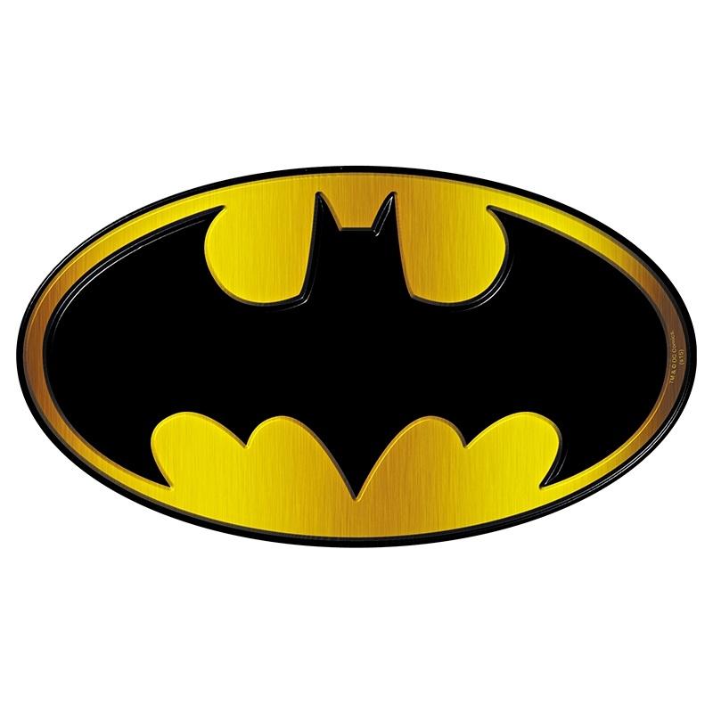 Mousepad Batman Logo Tappetino per mouse per gioco da computer