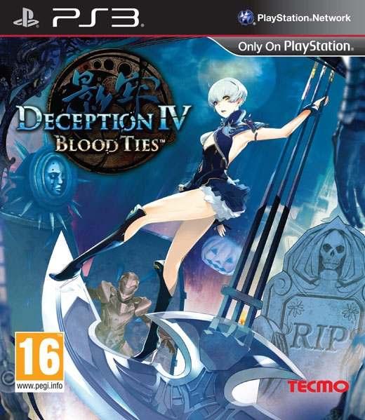 Db-line S.r.l. Tecmo Deception IV: Blood Ties  - Sp3d63