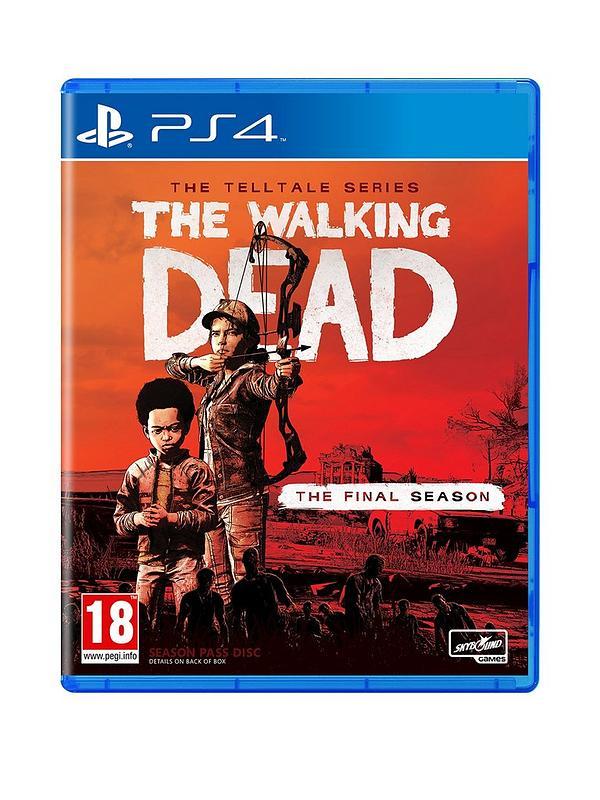Cidiverte The Walking Dead: The Final Season Take-Two Interactive Telltale's The Walking Dead: The Final Season - Swp40847
