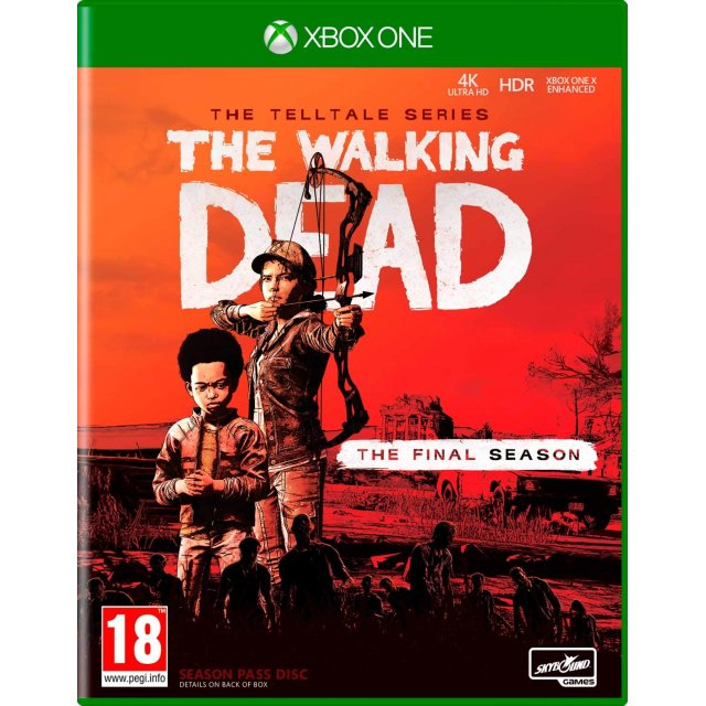 Cidiverte  The Walking Dead: The Final Season The Walking Dead: The Final Season - Swx10559