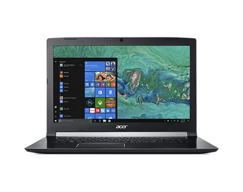 Acer Intel Core i7-8750H (9M Cache, up to 4.10 GHz) - A717-72g-74zn