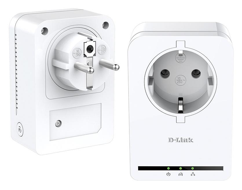 D-link - Dhp-p309av 1p Lan Pass powerline