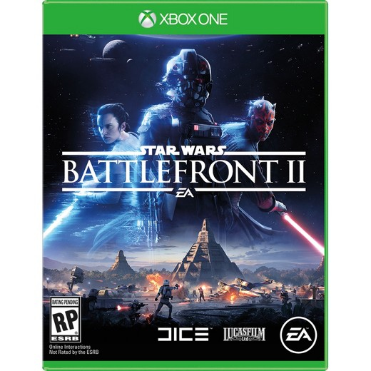 Electronic Arts Star Wars: Battlefront 2 Electronic Arts STAR WARS Battlefront II - Xone0432