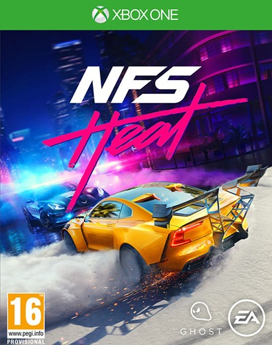 Electronic Arts Need for Speed Heat - 1055191