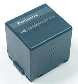 Panasonic Panasonic CGA-DU21E/1B - Cga-du21e/1b