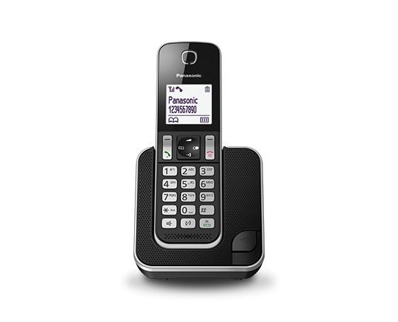 Panasonic - Kx-tgd310jtb