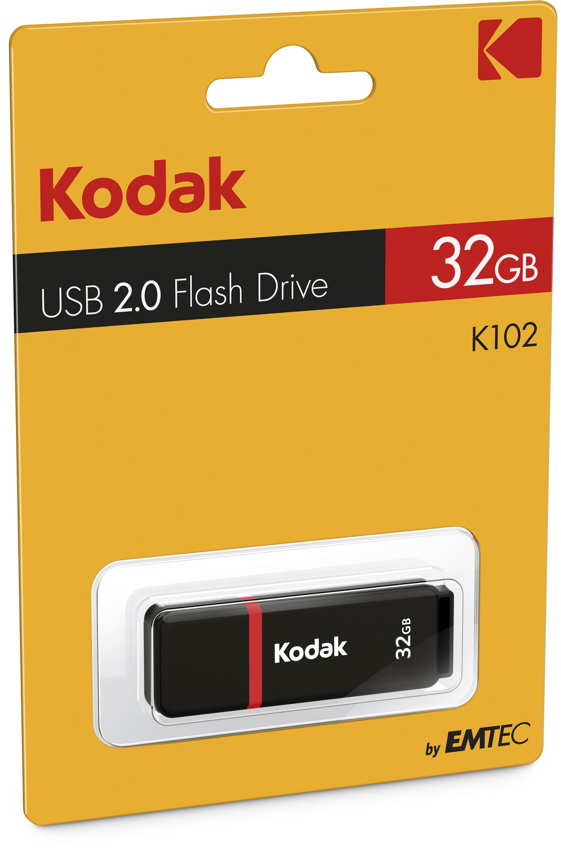 Emtec Kodak USB2.0 K100 - Ekmmd32gk102