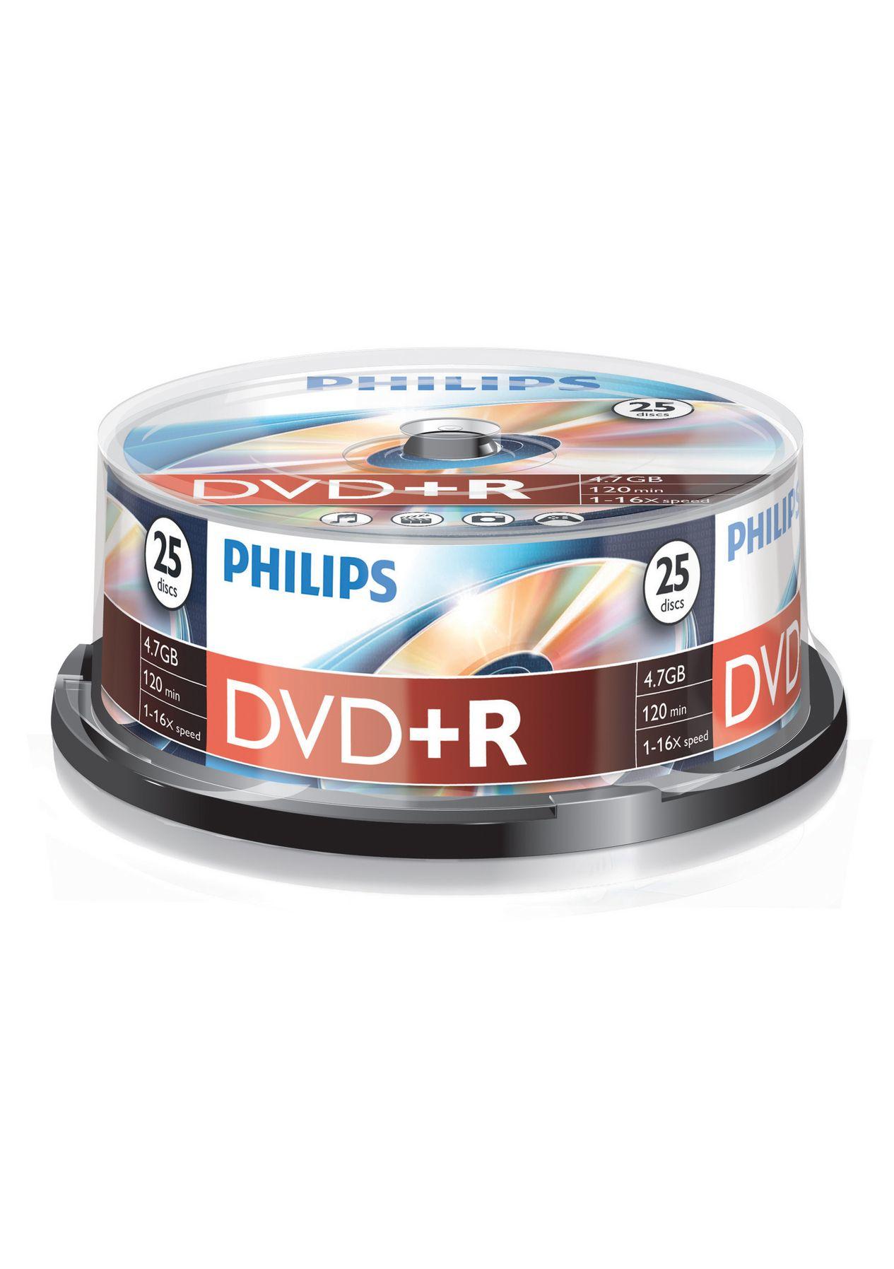 Emtec - Dr4s6b25f/00 PHILIPS DVD+R