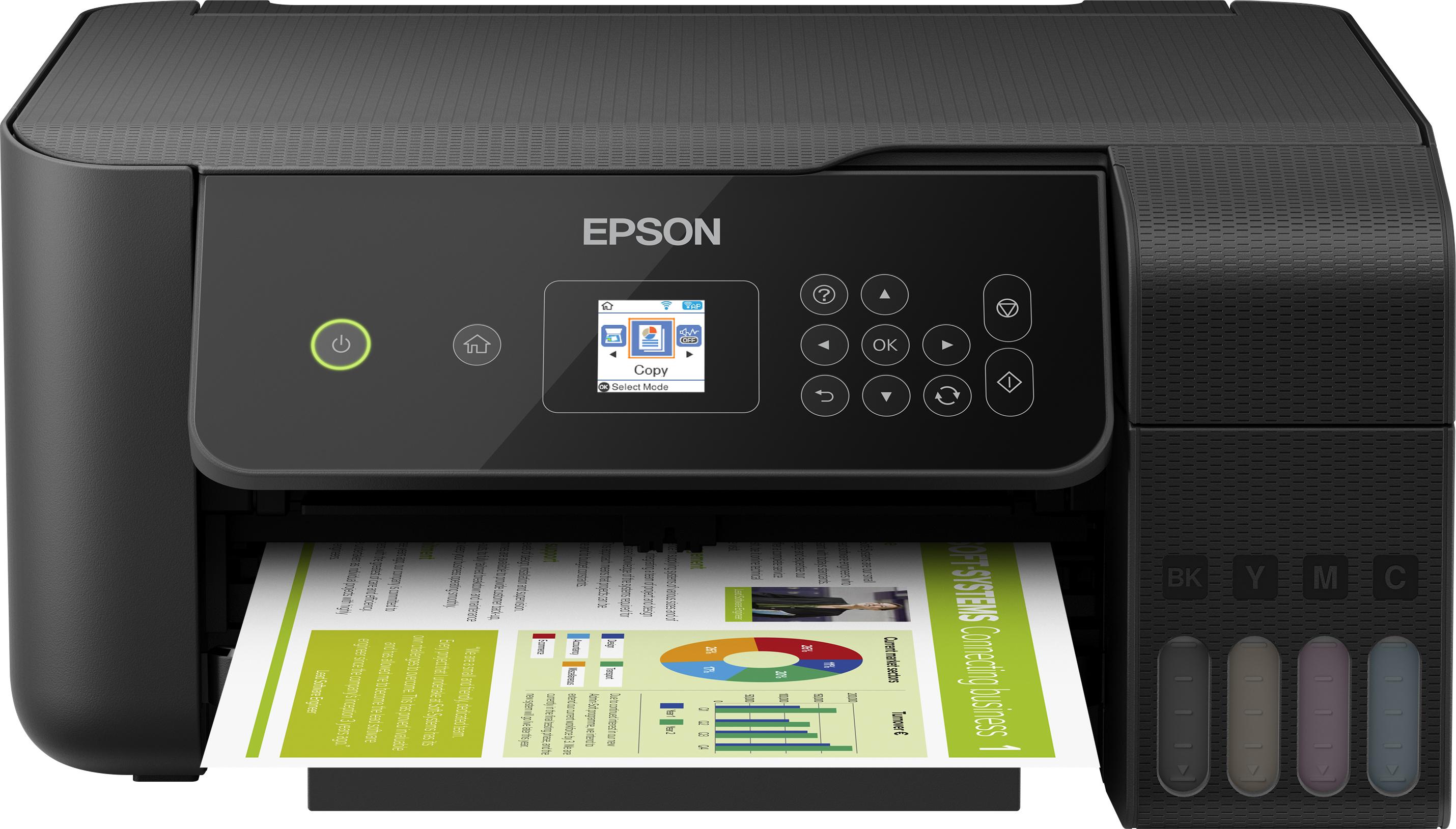 Epson - Eco Tank Et-2721