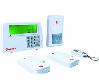 Europenet - 92902930 Bravo SCUDO sistema di allarme