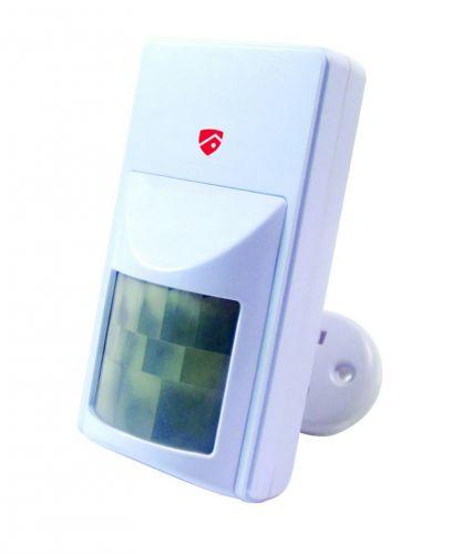 Europenet - 92902936 Sensore wireless di movimento per Allarme scudo