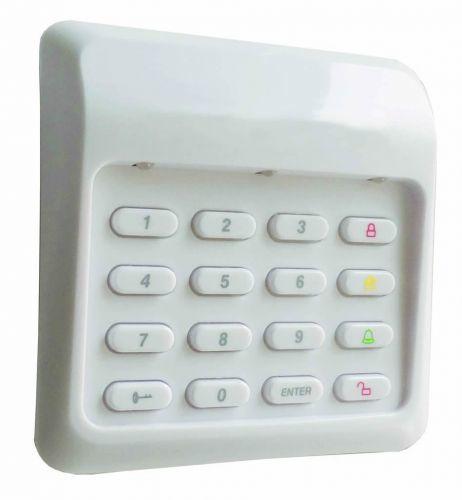Europenet - 92902939 Tastiera wireless per allarme scudo