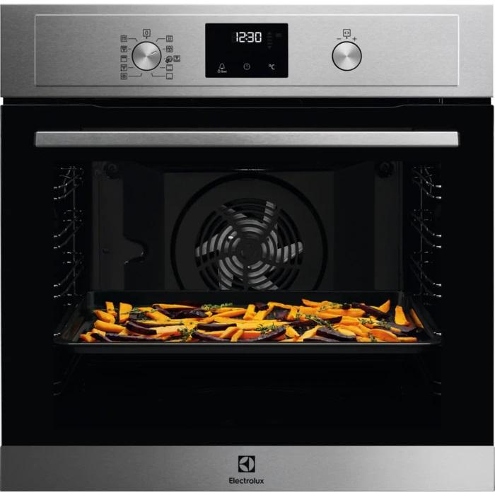 Electrolux Dimensione del forno: Media - Eom4p44tx